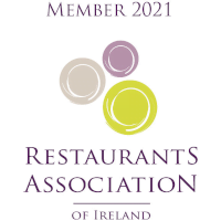 2021 resturants association of ireland seal of approval