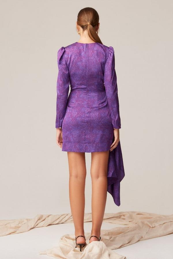 302004058 tonight ls mini dress 512 violet mottle nh 1400 edit 1