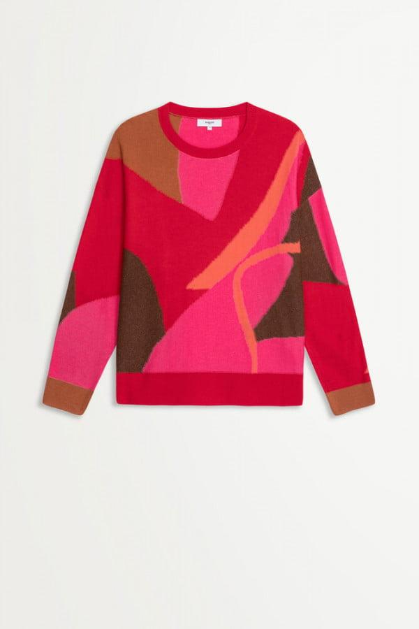 00W001941A red jumper